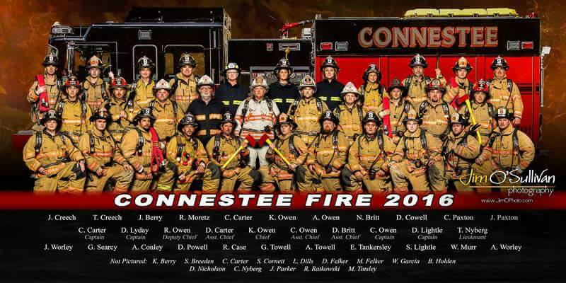 Connestee Falls Fire Rescue (picture from Facebook page)
