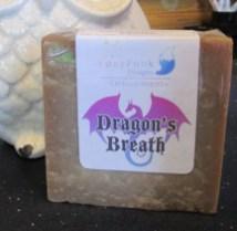 Dragon's Breath Steampunk Natural Soap (4)