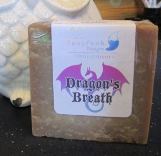 Dragon's Breath Steampunk Natural Soap (4)