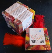 Phoenix Down Scented Activated Charcoal Fantasy Bar Soap (2)