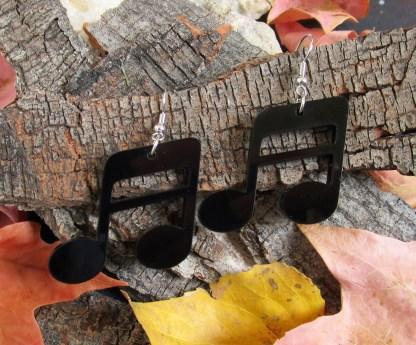 black musical not earrings