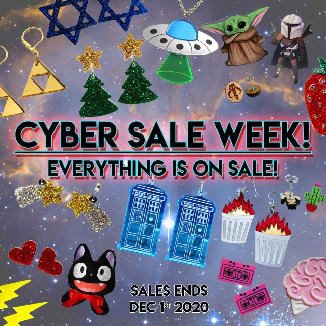 black cyber thanks sale square