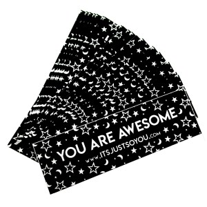you are awesome sticker