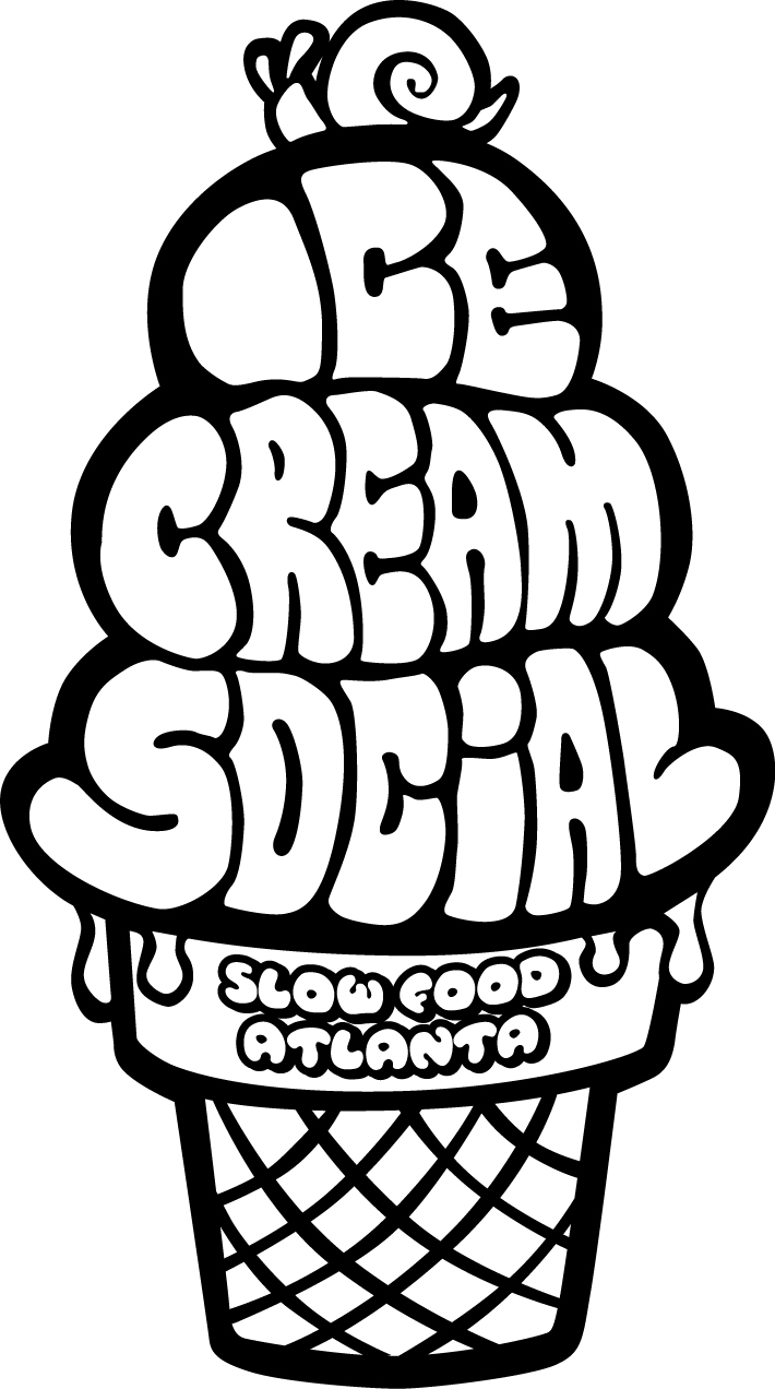 Related Keywords & Suggestions for ice cream social logo