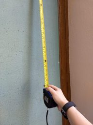 Measuring bulletin boards