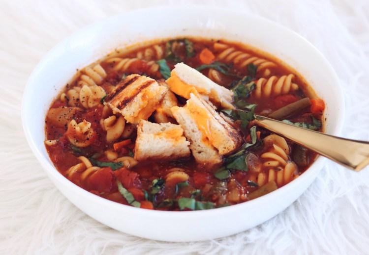 Tomato Vegetable Soup