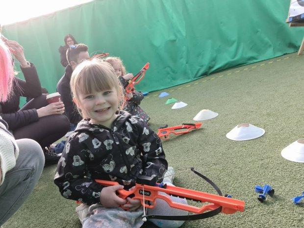 mini sports - archery