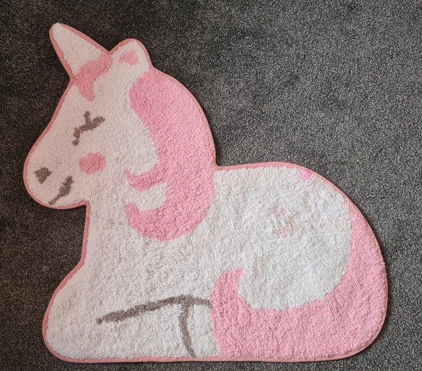 Sass and belle unicorn mat Unicorn bedroom ideas