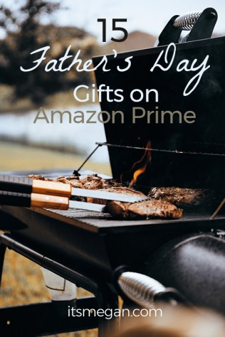15 Father's Day Gifts on Amazon Prime