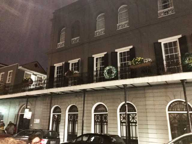 LaLaurie Mansion: Haunted Places in New Orleans | It's Megan Blog | #neworleans #nola #haunted #ghosts