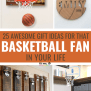 21 Awesome Gifts For Basketball Lovers Best Gift Ideas