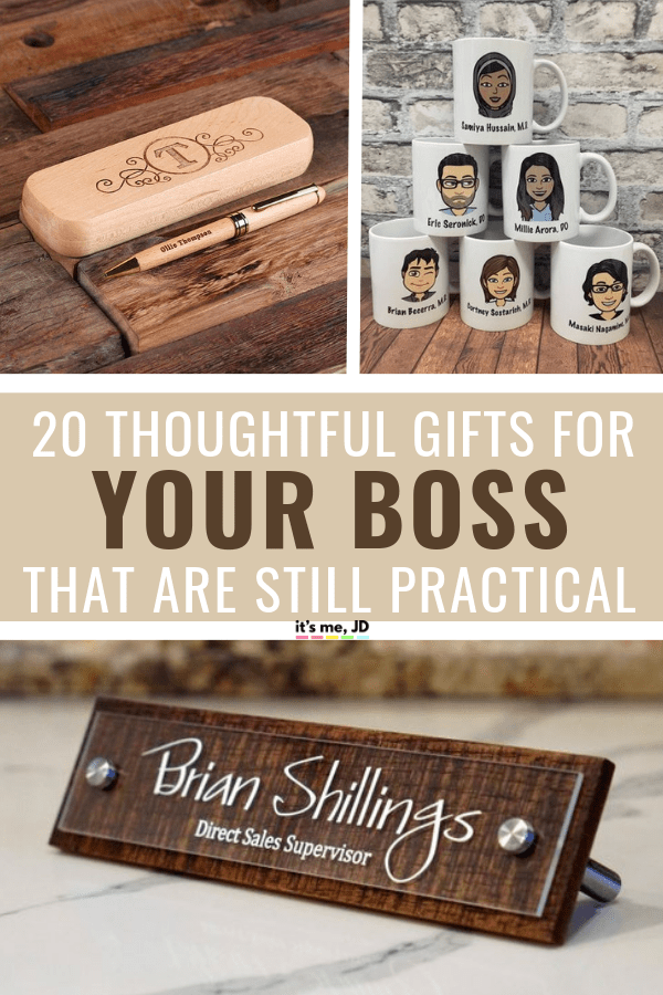 20 thoughtful and practical