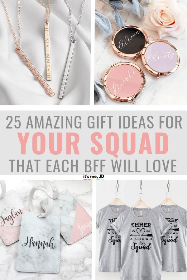 25 best friend gift
