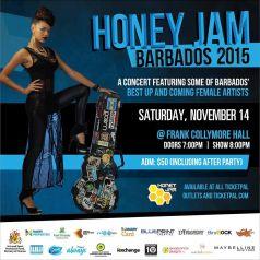 Honey Jam Barbados Poster