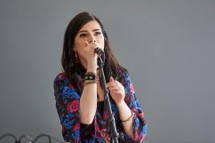 Melissa Megan performs at Brescia University College!