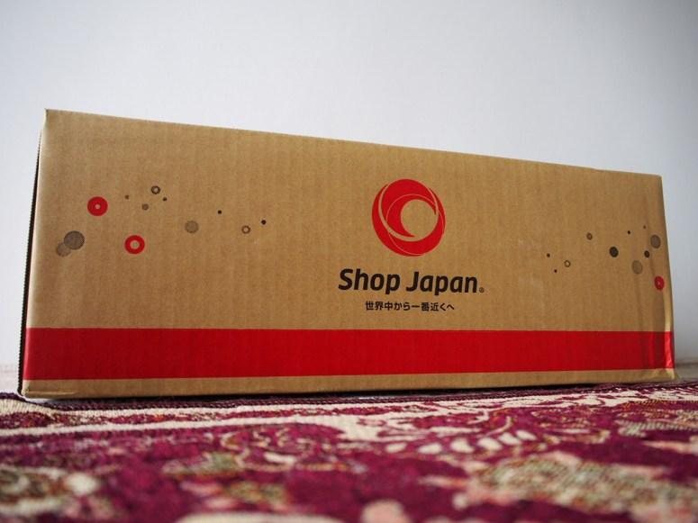 ショップジャパンからお届け