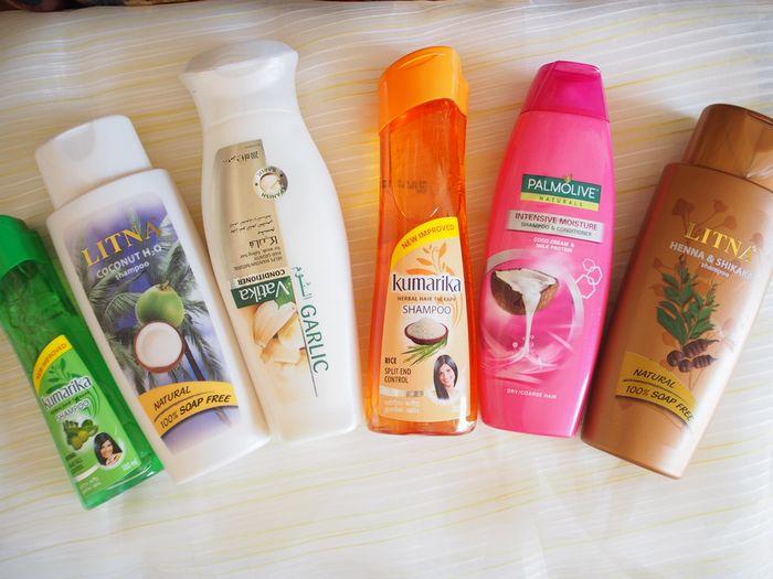マレーシアで買ったもの「コスメ編」シャンプー、石鹸などなど、、。