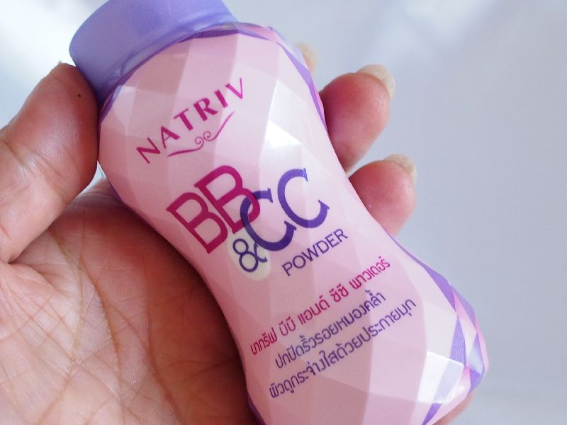 NATRIV BB & CC Powder