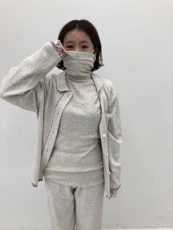 IEDIT[イディット] 綿100%のエニワイズ加工が肌にやさしい インナーセットの会
