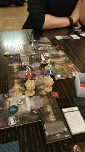 Caca Demons Doom the Board Game