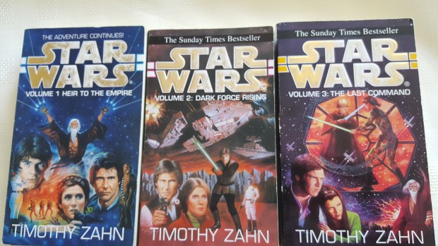 Heir to the EMpire trilogy