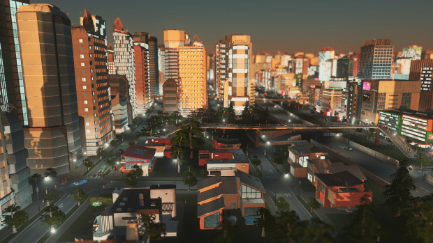 Paths and Bridges in Cities Skylines act as aconduit for foot traffic and encourage citizens to walk rather than drive