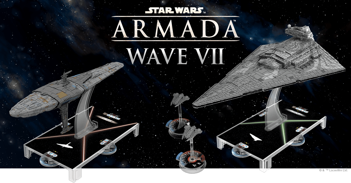 Star Wars Armada - Grand Admiral Thrawn  announced