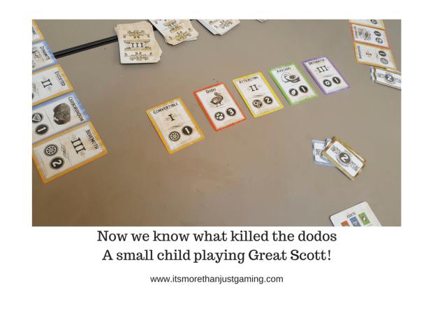 Great Scott Game - Dodo Detonator