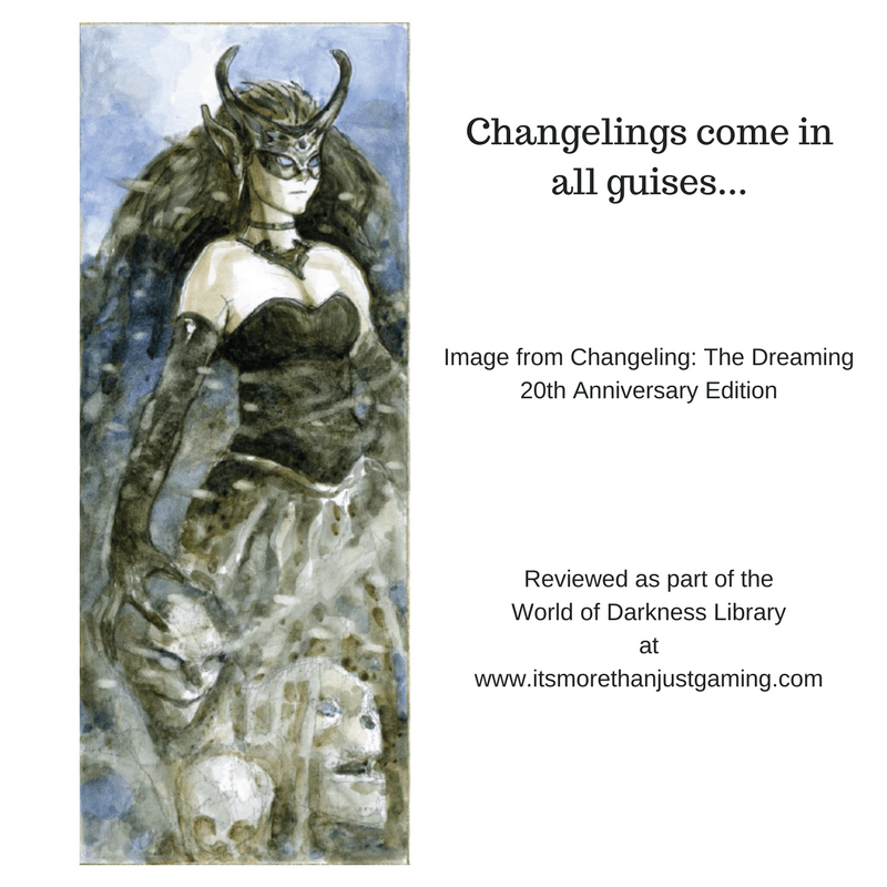 Changeling The Dreaming 2nd Edition Pdf
