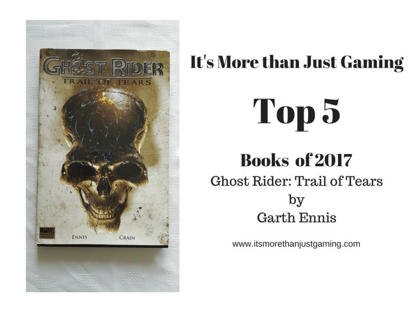 Ghost Rider Trail of Tears by Garth Ennis