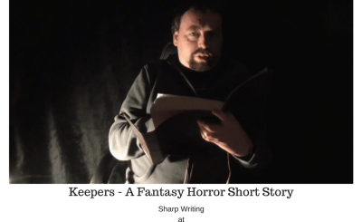 Keepers - A Fantasy Horror Short Story