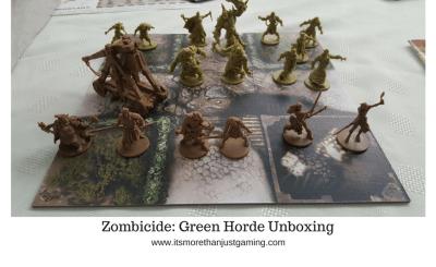 Zombicide_ Green Horde Unboxing
