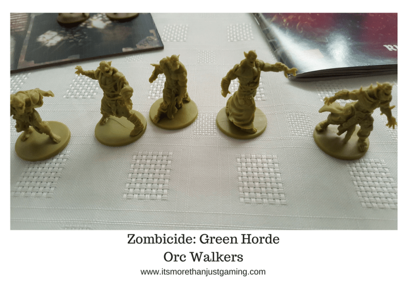 Zombicide_ Green HordeOrc Walkers