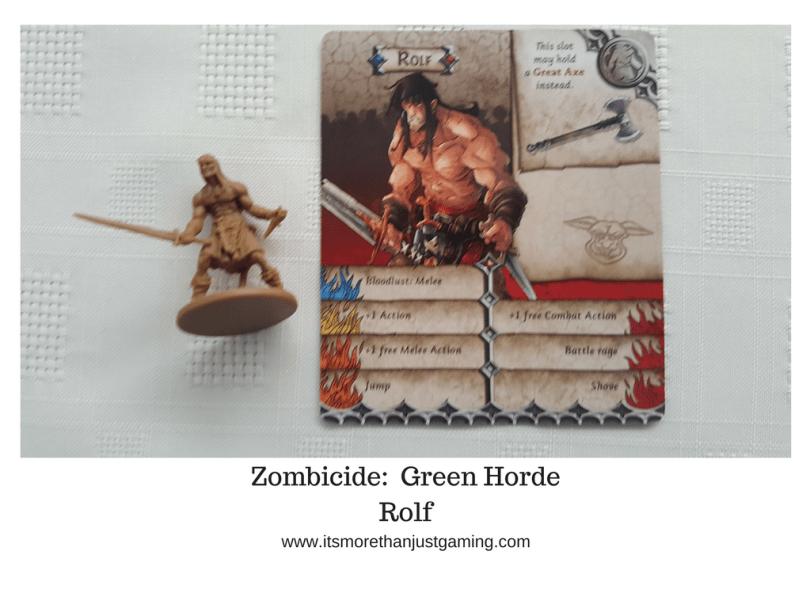 Zombicide_ Green HordeRolf