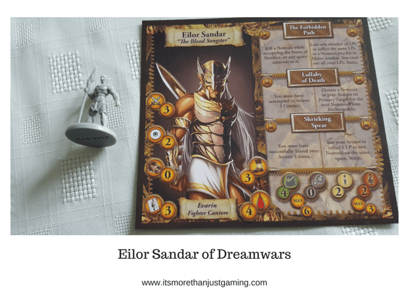 Eilor Sandar of Dreamwars