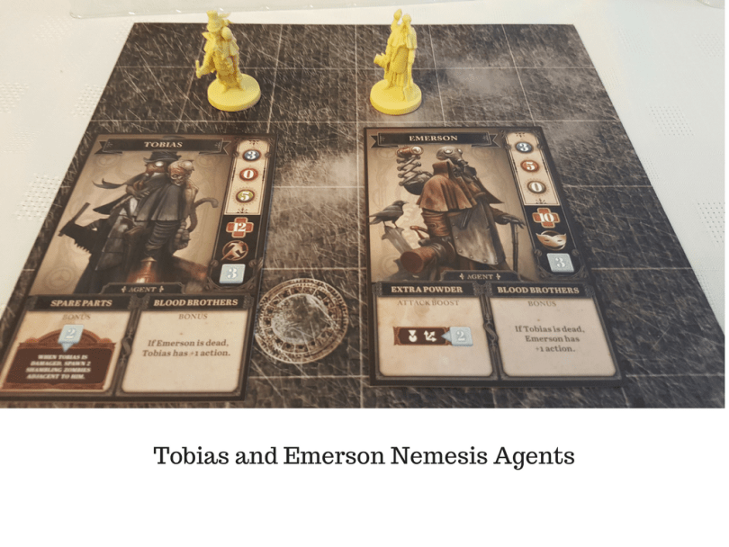 Tobias and Emerson Nemesis Agents