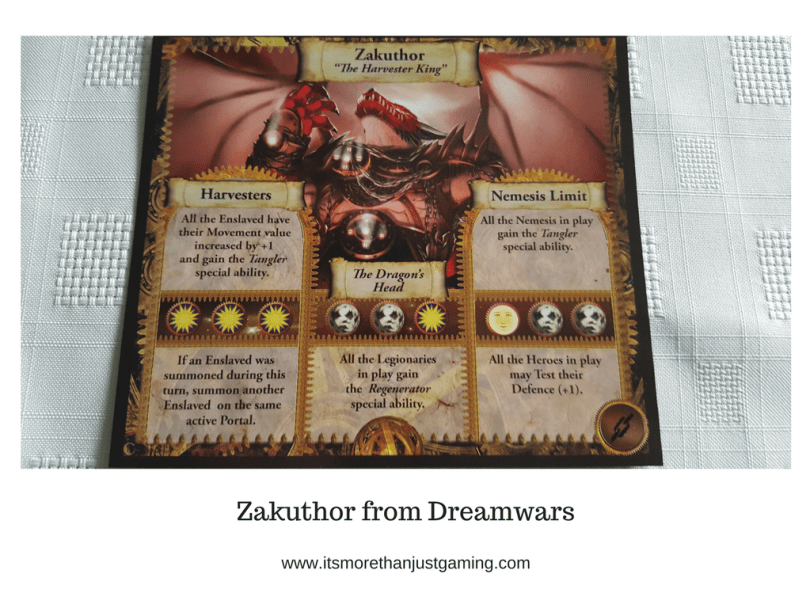 Zakuthor from Dreamwars