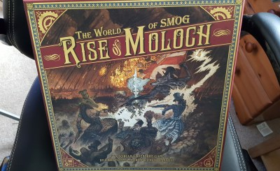 World of Smog: Rise of Moloch