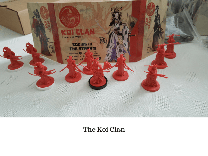 The Koi Clan