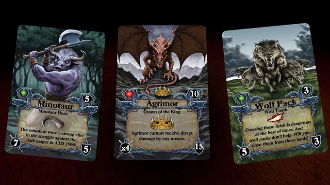Dead Throne Monsters