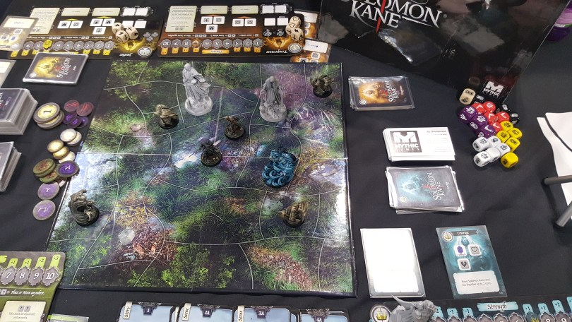 Solomon Kane Game