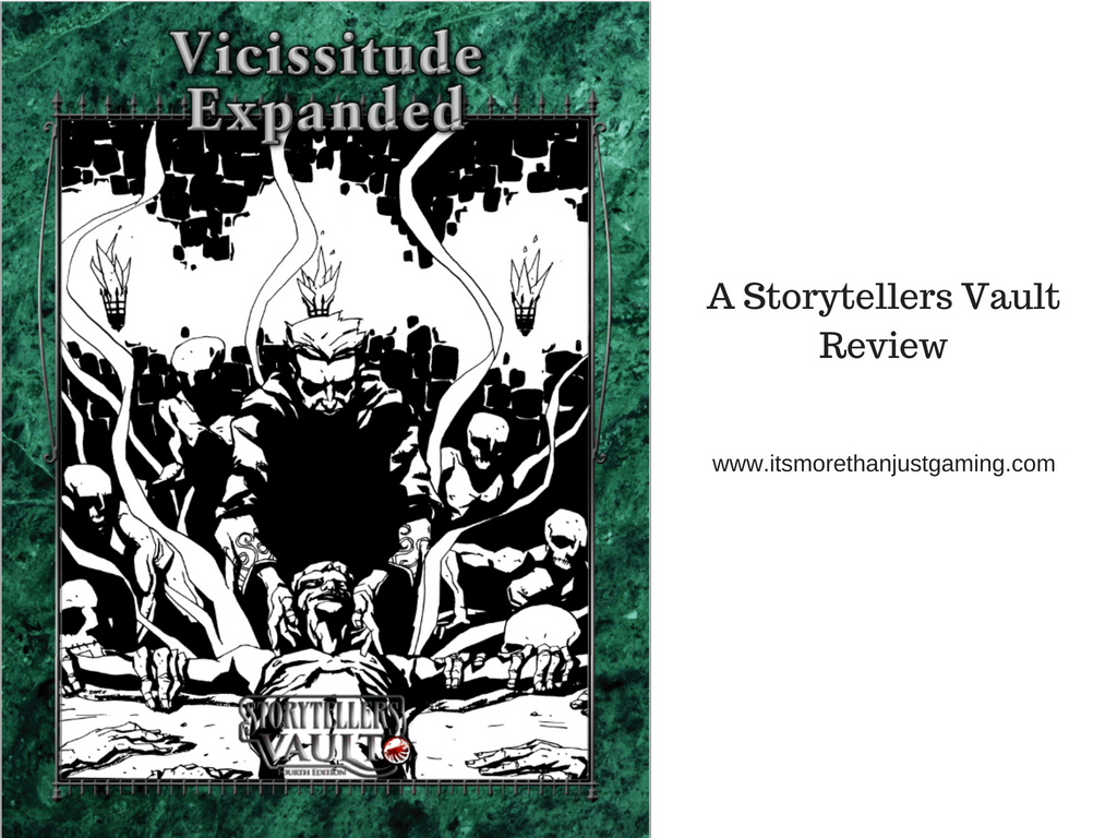Vicissitude Expanded: A Storytellers Vault Review