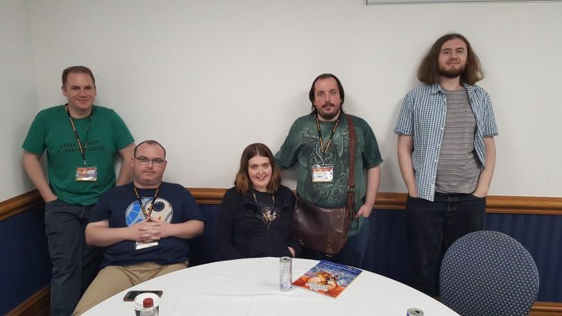 my wraith team