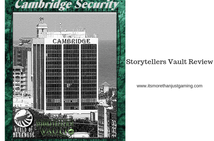 Cambridge Security