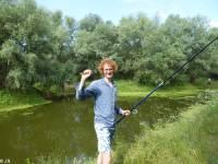 Look at the big fish