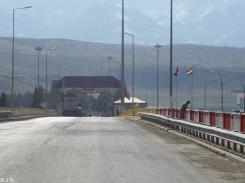 Border Brige btw Turkey and Iraq