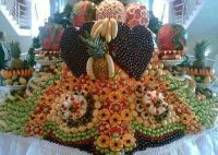 Pin Beautiful Fruit Basket Decoration Style Design ...