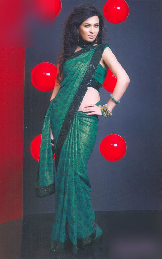 Saree-for-bridal-2012-2013