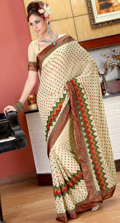 light-color-indian-saree-2012-2013