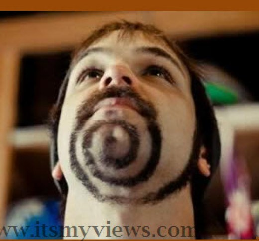 Latest Beard Style And Mustache Style For Man 2013